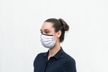 PME Innovation L'étonnant masque conçu à Caplan )