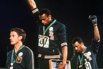 Les jeunes Olympiens veulent pouvoir s'exprimer sur le podium)