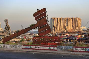 Explosion au port de Beyrouth L'enquête suspendue, on dénonce de l'obstruction politique)