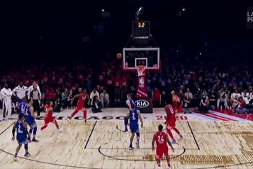 L'équipe de LeBron James remporte le match des étoiles de la NBA