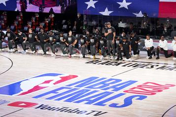 Les cotes d'écoute de la finale de la NBA en chute libre, victimes de la concurrence)