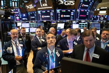 Wall Street encouragée par le commerce et les résultats trimestriels
