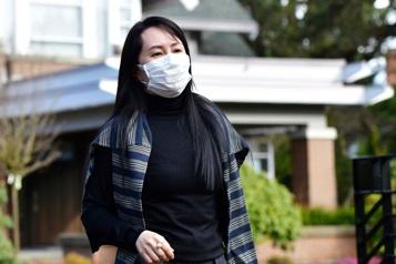 Meng Wanzhou obtient un report des dernières audiences d'extradition)