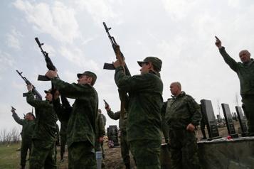 Guerre en Ukraine Un «théâtre politique» instable)