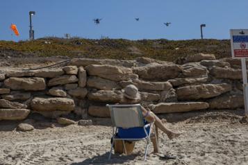 Sushis volants: Israël se prépare aux livraisons par drones