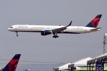 Investiture de Joe Biden Amendes prévues pour des passagers qui perturbent des vols)