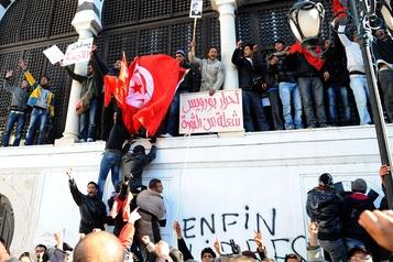 Le Printemps arabe n'a fleuri qu'en Tunisie)