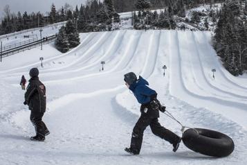 Les Pays d'en Haut, haut lieu des sports d'hiver)