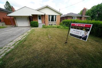 Les ventes immobilières en hausse de 15,5% au Canada