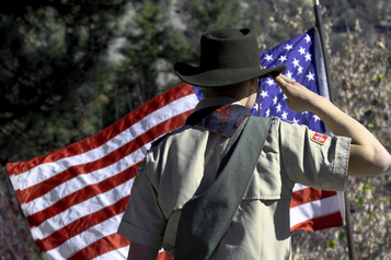Les scandales d'abus sexuels mènent les Scouts américains vers la faillite