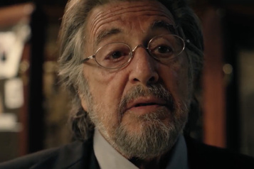 Al Pacino à la chasse aux nazis sur Amazon Prime Video en 2020