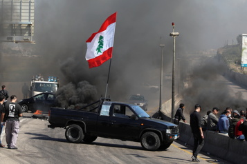 Liban «Journée de la colère» face à la pauvreté et l'inaction des dirigeants)