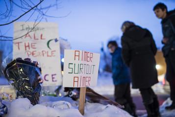 Vendredi et samedi Commémoration virtuelle de l'attentat à la mosquée de Québec)