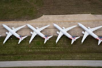 Boeing fait appel aux banques pour ses négociations avec l'État
