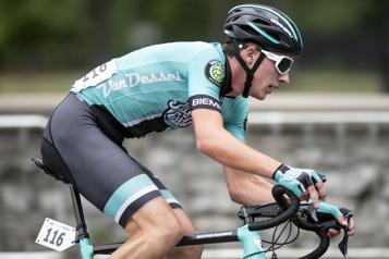 Grand Prix cycliste de Denain Nickolas Zukowsky: coup de foudre pour les pavés