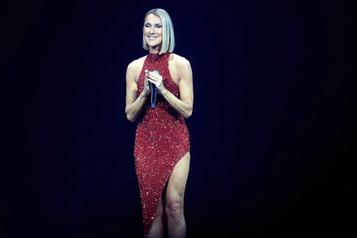 Le retour en force de Céline Dion