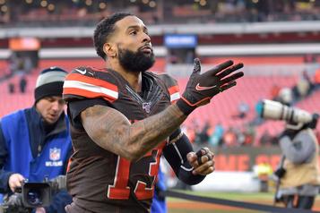 Browns: Odell Beckham fils sera opéré après la saison