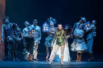 Le Cirque rendra hommage aux divas québécoises à Trois-Rivières