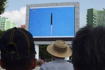 «Cadeau de Noël» : Washington met en garde la Corée du Nord