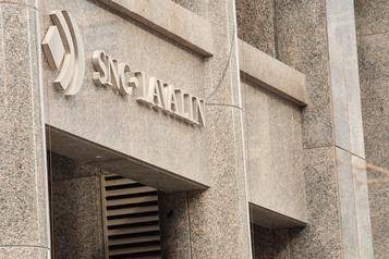 SNC-Lavalin dans une coentreprise décroche un contrat de 10milliards US)