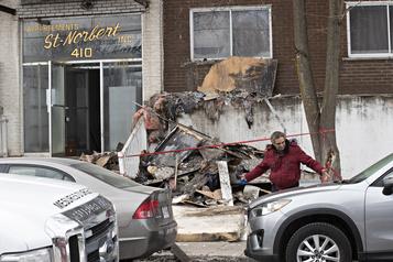 Une dispute conjugale mène à un incendie à Laval