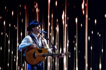 Le chanteur George Canyon fait le saut en politique
