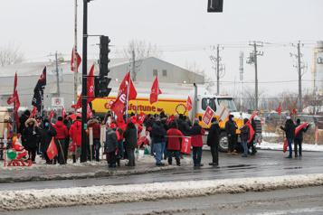 Entente chez Shell Fin de la campagne de boycottage)