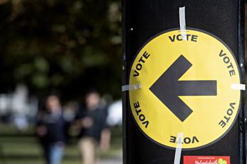 Plus que trois circonscriptions en attente d'un résultat final)
