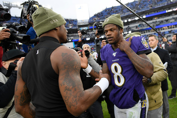 Les Ravens de Lamar Jackson écrasent les Texans41-7 à Baltimore