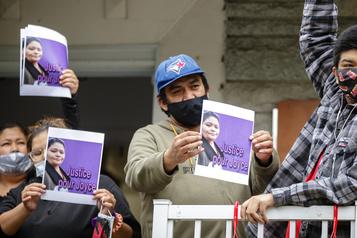 Mort d'une femme autochtone à Joliette «Que justice soit faite» )