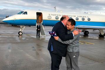 Trump remercie l'Iran après un échange de prisonniers américain et iranien
