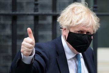 Boris Johnson va contester une dette réclamée par la justice)