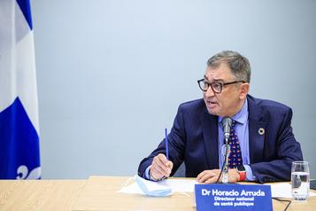 Un homme accusé de menaces envers le DrHoracio Arruda)