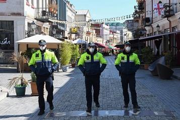 En Géorgie, le tourisme risque l'asphyxie