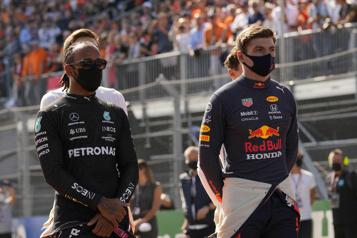 Championnat des pilotes de F1 Hamilton et Verstappen n'ont pas droit à l'erreur