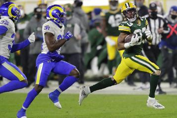 Les Packers battent les Rams et passent en finale de la Nationale)