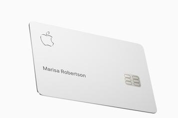 La carte de paiement d'Apple accusée d'être sexiste