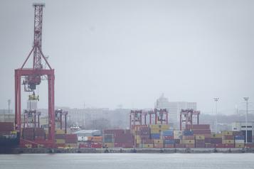 Escalade du conflit au Port de Montréal)