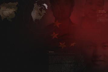 Le Canada, base de lancement pour espions chinois