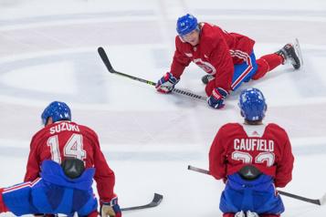 Rangers — Canadien Des joueurs qui changent de place