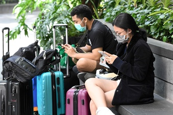 La Chine, berceau du coronavirus, craint l'effet boomerang