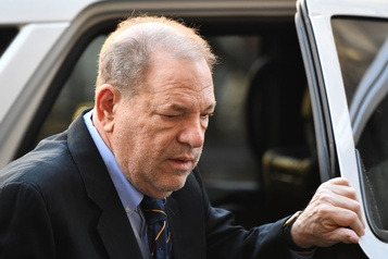 Harvey Weinstein avait une liste de femmes susceptibles de le dénoncer