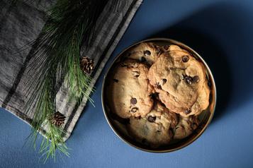 Les célèbres biscuits de Mandy)