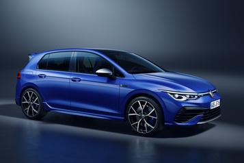 Volkswagen Une nouvelle Golf R évolutive, la manuelle reste au menu)