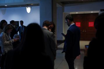 Tension au Congrès autour du signalement d'un lanceur d'alerte impliquant Trump