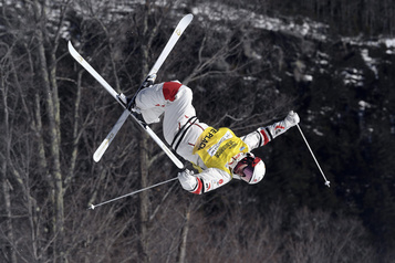 Mikaël Kingsbury s'inspire du Big Air et du slopestyle