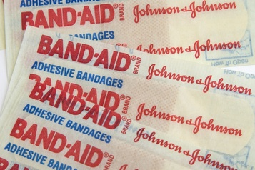 Johnson&Johnson plombé par la pandémie)