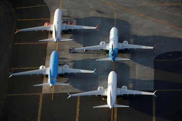Boeing 737 MAX: la confiance de Wall Street ébranlée