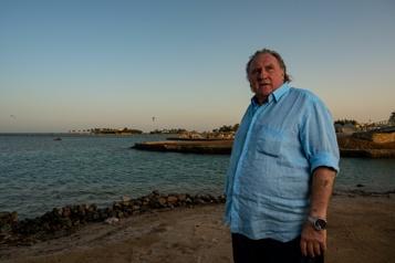 Gérard Depardieu tournera un film en Russie)