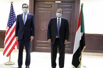 Les États-Unis aident le Soudan à rembourser un milliard à la Banque mondiale)